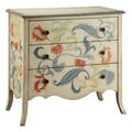 Stein World Painted Treasures 3 Drawer Accent Chest