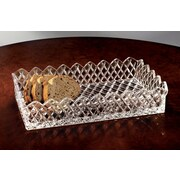 Fifth Avenue Crystal Muirfield Bread Basket