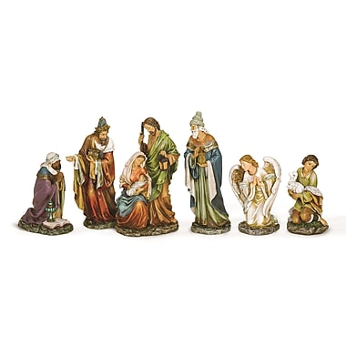 Joseph's Studio 6 Piece Angel Nativity Set