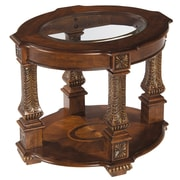 Stein World Westminster Oval End Table