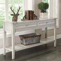 Crestview Lanesboro Console Table