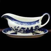 Johnson Brothers Willow Blue Gravy Boat