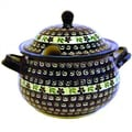 Polish Pottery 3 Qt Tureen with Cover