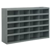 Durham Manufacturing 22.25'' H x 33.75'' W x 8.5'' D Opening Parts Bin Cabinet
