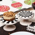Cypress Mix and Match Ceramic Mini Cupcake Stand (Set of 2)