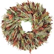Urban Florals Autumn Pheasant Hill Wreath; 30.25'' H x 30'' W x 8'' D