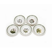 Portmeirion Botanic Garden Mini Dish and Bowl (Set of 6)
