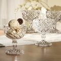 Fifth Avenue Crystal Muirfield Pedestal Cups Cake Stand (Set of 4)