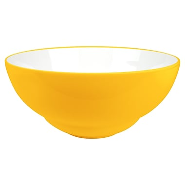Waechtersbach Uno 16 oz. Soup / Cereal Bowl (Set of 4); Curry