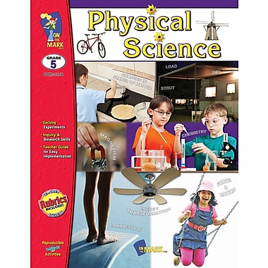 Physical Science, anglais