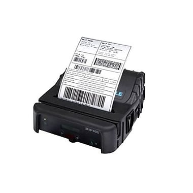 Printek® MtP400 Direct Thermal Portable Bluetooth Label Printer with MCR, 203 dpi, 3.30 ips (91817)