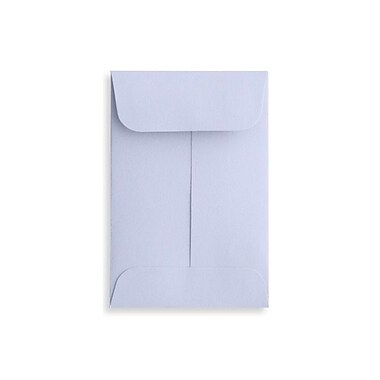 LUX #1 Coin Envelopes (2 1/4 x 3 1/2) 500/Box, Lilac (LUX-1CO-05-500)