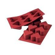 """Schneider Silicone Hearts Baking Mold 2.5"""""""
