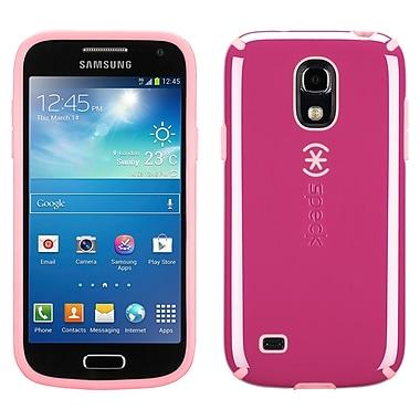 Speck - Mini étui Candyshell antidérapant pour Samsung Galaxy S4, rose framboise/sorbet