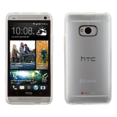 Speck Core 2 Gemshell HTC M7 Cover, Clear