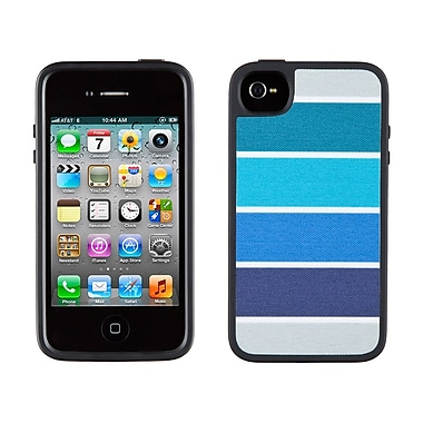 Speck Fabshell iPhone 4s Case, Arctic Colourbar