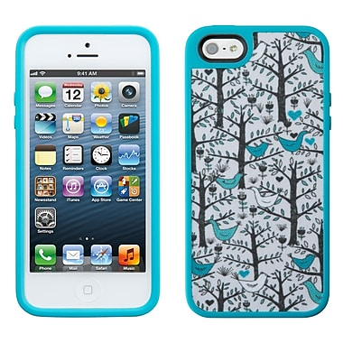 Speck – Étui Fabshell pour iPhone 5, Peacock Lovebirds
