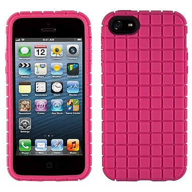 Speck Pixelskin iPhone 5 Case, Raspberry