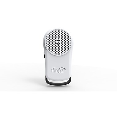 Ifrogz Audio Tadpole Wireless Bluetooth Speaker, Black/White