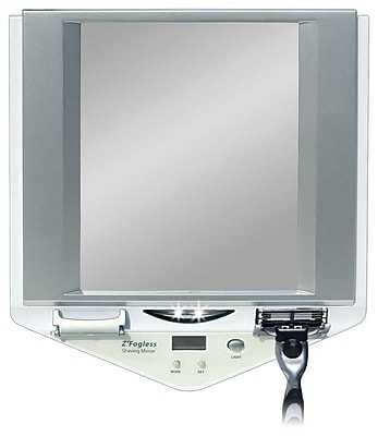 Zadro Z'Fogless Lighted Shaving Mirror WYF078276307467