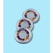 LEIFHEIT Sealing Lid for 1 Cup Jar (Set of 10)