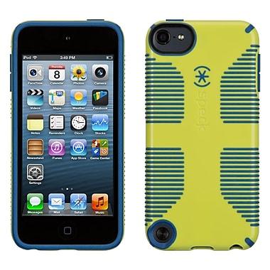 Speck Candyshell iPod Touch 5 Grip Case, Lemongrass Yellow/Harbor Blue