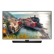 Samsung® 678 Series 40 1920 x 1080 Full HD Commercial Hospitality LED TV W/bLAN, Black