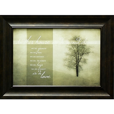 In This House, Framed, 12