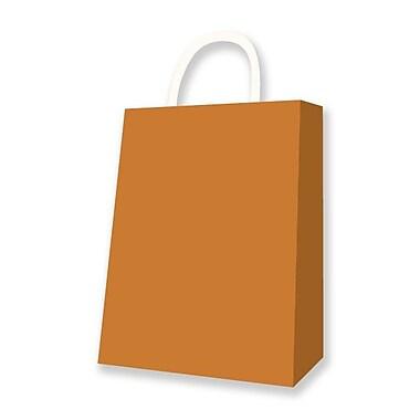 Medium Kraft Bag, Bronze, 12/Pack
