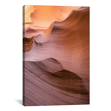 iCanvas 'Smooth IV' by Moises Levy Photographic Print on Wrapped Canvas; 26'' H x 18'' W x 0.75'' D