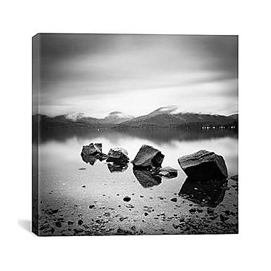 iCanvas Lomond Rocks Canvas Print Wall Art; 18'' H x 18'' W x 0.75'' D