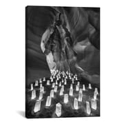 iCanvas 'Candle Canyon II' by Moises Levy Graphic Art on Canvas; 61'' H x 41'' W x 1.5'' D