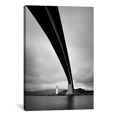 iCanvas Nina Papiorek Skye Bridge Photographic Print on Wrapped Canvas; 18'' H x 12'' W x 0.75'' D