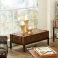 Riverside Furniture Latitudes Suitcase Coffee Table