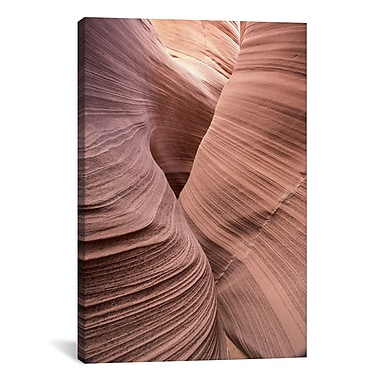 iCanvas 'Spiral V' by Moises Levy Photographic Print on Wrapped Canvas; 40'' H x 26'' W x 0.75'' D