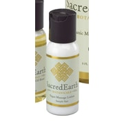 3- Point Products SacredEarth Botanical Organic Lotion; 1 oz.