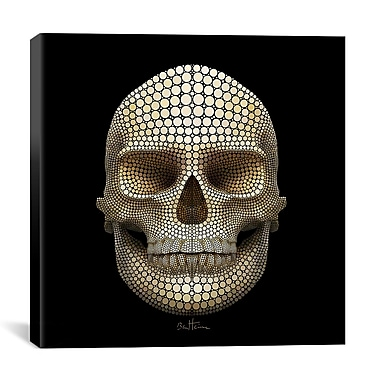 iCanvas 'Remembering' by Ben Heine Graphic Art on Wrapped Canvas; 26'' H x 26'' W x 0.75'' D