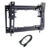 Merax Tilt Wall Mount for up to 17'' - 37'' LED/LCD/Plasma Screens