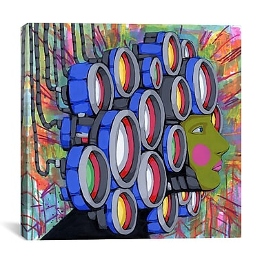 iCanvas Center of Attention 2 by Ric Stultz Graphic Art on Wrapped Canvas; 26'' H x 26'' W x 1.5'' D