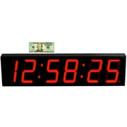 Big Time Clocks Large 5'' Digit LED w/ Remote Control Countdown Clock