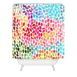 DENY Designs Garima Dhawan Woven Polyester Rain 6 Shower Curtain