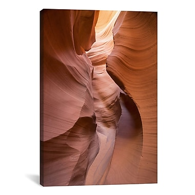 iCanvas 'Spiral I' by Moises Levy Photographic Print on Wrapped Canvas; 41'' H x 27'' W x 1.5'' D