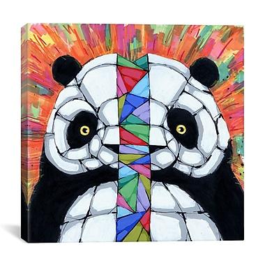 iCanvas Ric Stultz Bipolar Tendencies Graphic Art on Wrapped Canvas; 26'' H x 26'' W x 0.75'' D