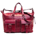 Floto Imports Milano Boarding Tote; Red