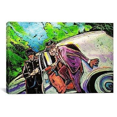 iCanvas Olivia Rolls 005 Canvas Wall Art by Rock Demarco; 12'' H x 18'' W x 0.75'' D