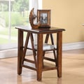 Riverside Furniture Claremont Chairside Table