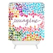 DENY Designs Garima Dhawan Woven Polyester Imagine 1 Shower Curtain