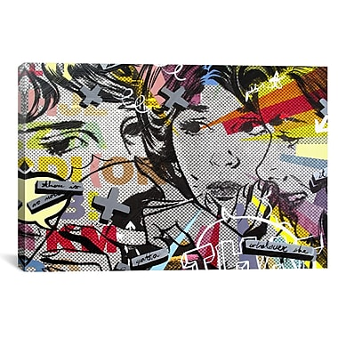 iCanvas That There Is by Dan Monteavaro Graphic Art on Wrapped Canvas; 27'' H x 41'' W x 1.5'' D
