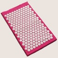 Deluxe Comfort Acupuncture Mat with Bag; Pink