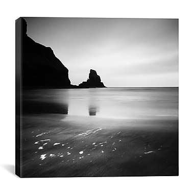 iCanvas Talisker Bay Canvas Print Wall Art; 18'' H x 18'' W x 0.75'' D